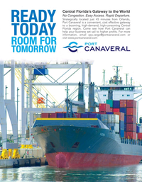 Maritime Logistics Professional Magazine, page 7,  Sep/Oct 2018