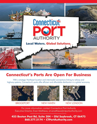 Maritime Logistics Professional Magazine, page 15,  Nov/Dec 2018