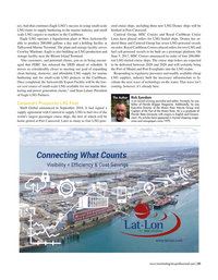 Maritime Logistics Professional Magazine, page 31,  Nov/Dec 2018