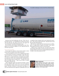Maritime Logistics Professional Magazine, page 36,  Nov/Dec 2018