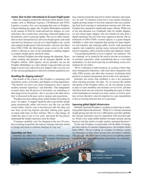 Maritime Logistics Professional Magazine, page 49,  Nov/Dec 2018