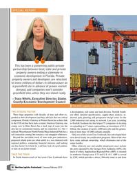 Maritime Logistics Professional Magazine, page 20,  Jan/Feb 2019