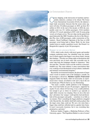 Maritime Logistics Professional Magazine, page 25,  Jan/Feb 2019