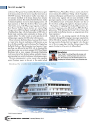 Maritime Logistics Professional Magazine, page 28,  Jan/Feb 2019