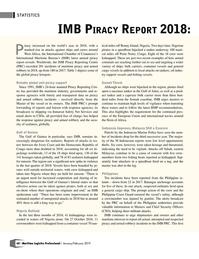 Maritime Logistics Professional Magazine, page 60,  Jan/Feb 2019