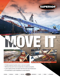 Maritime Logistics Professional Magazine, page 3rd Cover,  Jan/Feb 2019