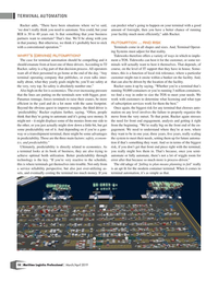 Maritime Logistics Professional Magazine, page 18,  Mar/Apr 2019