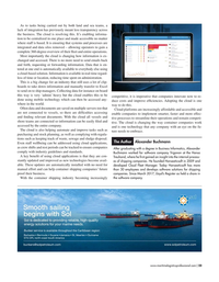 Maritime Logistics Professional Magazine, page 23,  Mar/Apr 2019