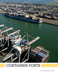 Maritime Logistics Professional Magazine, page 25,  Mar/Apr 2019