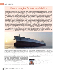 Maritime Logistics Professional Magazine, page 36,  Mar/Apr 2019