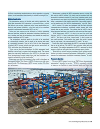 Maritime Logistics Professional Magazine, page 41,  Mar/Apr 2019