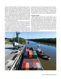 Maritime Logistics Professional Magazine, page 17,  May/Jun 2019