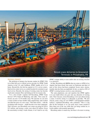 Maritime Logistics Professional Magazine, page 19,  May/Jun 2019