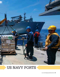 Maritime Logistics Professional Magazine, page 23,  May/Jun 2019