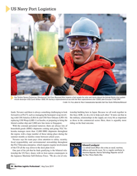 Maritime Logistics Professional Magazine, page 28,  May/Jun 2019