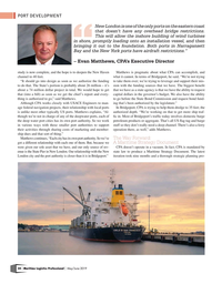 Maritime Logistics Professional Magazine, page 34,  May/Jun 2019