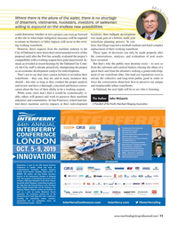 Maritime Logistics Professional Magazine, page 11,  Jul/Aug 2019
