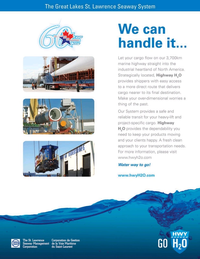 Maritime Logistics Professional Magazine, page 19,  Jul/Aug 2019