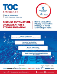 Maritime Logistics Professional Magazine, page 39,  Jul/Aug 2019