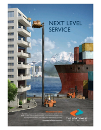 Maritime Logistics Professional Magazine, page 2nd Cover,  Sep/Oct 2019