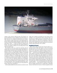 Maritime Logistics Professional Magazine, page 33,  Sep/Oct 2019