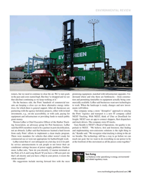 Maritime Logistics Professional Magazine, page 43,  Sep/Oct 2019