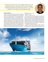 Maritime Logistics Professional Magazine, page 15,  Nov/Dec 2019