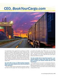 Maritime Logistics Professional Magazine, page 33,  Nov/Dec 2019