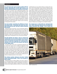 Maritime Logistics Professional Magazine, page 34,  Nov/Dec 2019