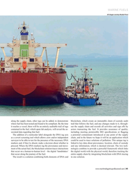 Maritime Logistics Professional Magazine, page 41,  Nov/Dec 2019
