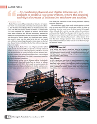 Maritime Logistics Professional Magazine, page 42,  Nov/Dec 2019