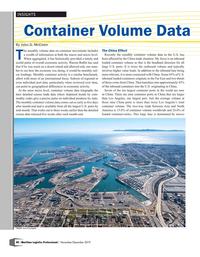 Maritime Logistics Professional Magazine, page 48,  Nov/Dec 2019