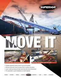 Maritime Logistics Professional Magazine, page 4th Cover,  Nov/Dec 2019