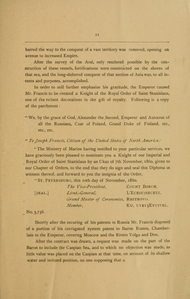 Maritime Reporter Magazine, page 11,  Jan 1889 Chapter of Orders