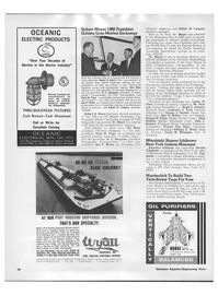 Maritime Reporter Magazine, page 8,  Feb 1968