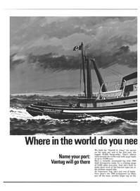 Maritime Reporter Magazine, page 14,  Feb 1968