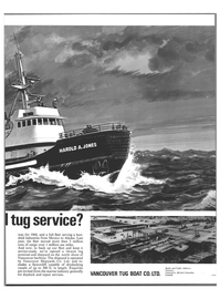 Maritime Reporter Magazine, page 15,  Feb 1968 Vancouver Harbour