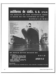 Maritime Reporter Magazine, page 16,  Feb 1968