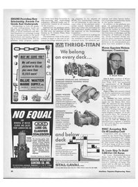 Maritime Reporter Magazine, page 18,  Feb 1968