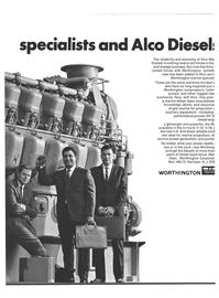 Maritime Reporter Magazine, page 23,  Feb 1968