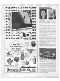 Maritime Reporter Magazine, page 28,  Feb 1968