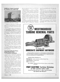 Maritime Reporter Magazine, page 31,  Feb 1968