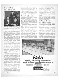Maritime Reporter Magazine, page 37,  Feb 1968
