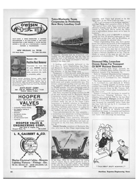 Maritime Reporter Magazine, page 40,  Feb 1968
