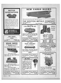 Maritime Reporter Magazine, page 53,  Feb 1968