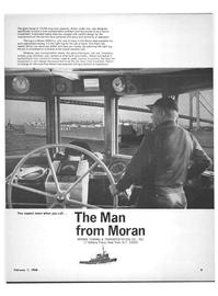 Maritime Reporter Magazine, page 7,  Feb 1968