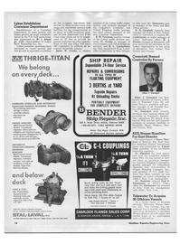 Maritime Reporter Magazine, page 16,  Jan 1969 Ohio