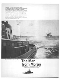 Maritime Reporter Magazine, page 17,  Jan 1969 New York