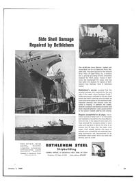 Maritime Reporter Magazine, page 21,  Jan 1969 steel
