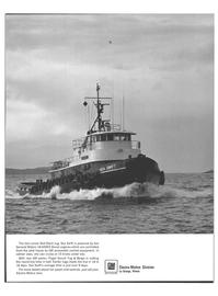 Maritime Reporter Magazine, page 23,  Jan 1969 Puget